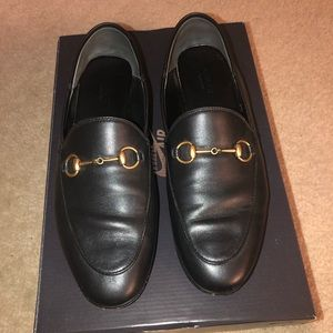Gucci Brixton loafer size 39